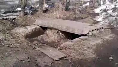 Александровск-сахалинские трубы невыдержали местной воды
