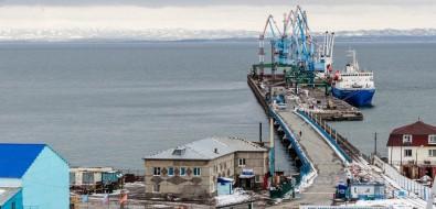 Дела портовые: работа корсаковского морского торгового порта