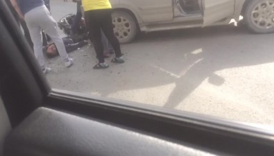 В ДТПв Корсакове пострадал мотоциклист