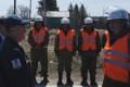 Защищенность тымовских селот лесных пожаров проверил зампред сахалинского правительства Александр Житков