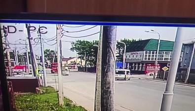 Два грузовика столкнулись вЮжно-Сахалинске, есть пострадавшие