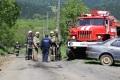 В Томаринском районе научениях отработали навыки ликвидации лесных пожаров