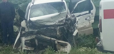 В Холмском районе встрашной аварии погибли двое детей ивзрослый