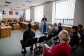 О благоприятных условиях дляинвестиций встроительство поговорили вадминистрации Южно-Сахалинска