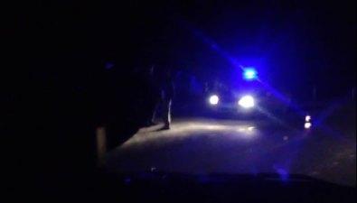Ночью вДолинском районе сбили женщину