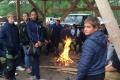 45 юных сахалинских поисковиков собрались напервой смене военно-патриотического лагеря