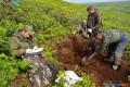 Сахалинские поисковики обнаружили наШумшу останки 47 советских солдат