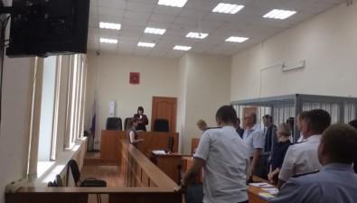 В суде Южно-Сахалинска допросили Максима Альперовича