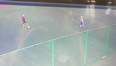 В Корсакове пенсионер избил 11-летнего мальчика наспортивной площадке