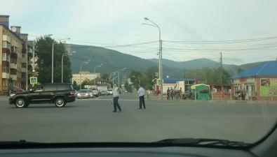 На Сахалин прилетел Дмитрий Медведев