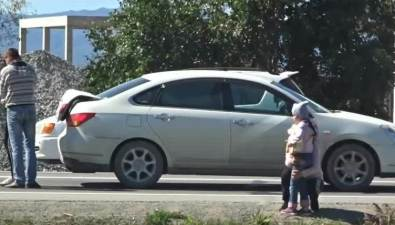 Пять автомобилей попали вДТП напроспекте Мира вЮжно-Сахалинске