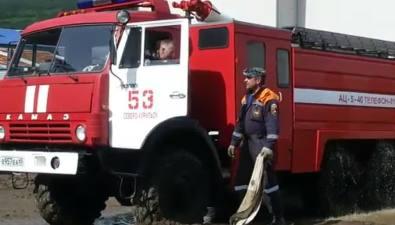 На Парамушир сКамчатки доставят тепловые пушки дляпросушки подтопленных домов