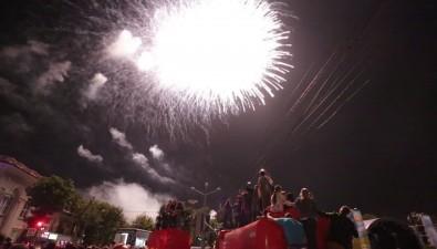 Аншлаг наЛенина: вЮжно-Сахалинске отпраздновали юбилейный день города