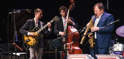 Игорь Бутман устроил сахалинцам российско-японский джаз