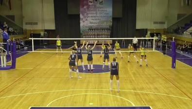"""Волейболистки ПСК""""Сахалин"""" одержали победу вдальневосточном дерби"""