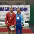 Южносахалинец Мурат Буклов завоевал золотую медаль всероссийского турнира посамбо