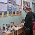 """В школе №14 Южно-Сахалинска открылась выставка """"Солдаты великого времени"""""""