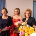 Преподаватель Сахалинского колледжа искусств Светлана Гречко отметила творческий юбилей