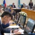 Сахалинские парламентарии дебатировали онесправедливом распределении денег среди них