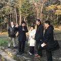 Представители Корсакова иМомбецу обсудили строительство сквера городов-побратимов наСахалине