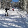 Сахалинские лыжники открывают сезон