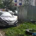 Нарушители правил парковки вЮжно-Сахалинске демонстрируют завидное постоянство