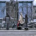 Скверы Южно-Сахалинска готовят кзиме