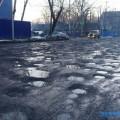 Автомобилисты жалуются настиральную доску вместо улицы Деповской