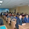 Алексея Шабельника поздравили совступлением вдолжность мэра Невельска