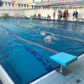 """Любители """"Сахалинского триатлона"""" зафиксировали результаты взаплыве на200 метров"""