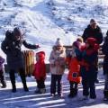 День двора отметили жильцы трех домов наПриморском бульваре вКорсакове