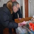 В Поронайске с95-летием поздравили ветерана Великой Отечественной войны Марию Пащенко