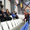 """Во дворце спорта """"Кристалл"""" впервые провели экскурсию дляглухонемых сахалинцев"""