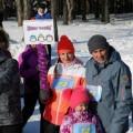 Всемирный день снега отметили вКорсакове по-спортивному