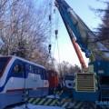 Тепловоз сахалинского детского поезда отправился вКалугу наремонт