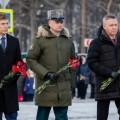 В Южно-Сахалинске почтили память защитников Отечества