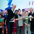 Награждены участники Первого городского хореографического детско-юношеского конкурса