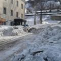 Администрация Холмска отреагировала напубликацию ИАSakh.com оневывезенном снеге водворах
