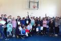 Ученики изОзерского выиграли спартакиаду сельских школ Корсаковского района