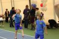 Сахалинские дошкольники приняли участие всоревнованиях помини-волейболу