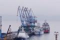 """Японский патрульный корабль """"Цугару"""" прибыл впорт Корсакова"""