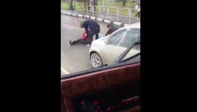 В Новоалександровске напешеходном переходе сбили женщину