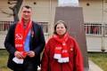 Активным коммунистам Курильского района вручили памятные медали вчесть юбилея Октябрьской революции