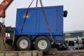 В трех селах Углегорского района установили резервные дизель-генераторы