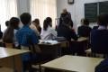 Спасатели рассказывают сахалинцам обезопасности нальду