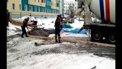 Жители Горнозаводска снова жалуются назимнее благоустройство своего двора