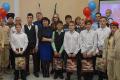 Юным жителям Корсакова вторжественной обстановке вручили паспорта