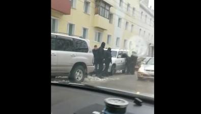 Сахалинская ФСБзадержала человека вХолмске