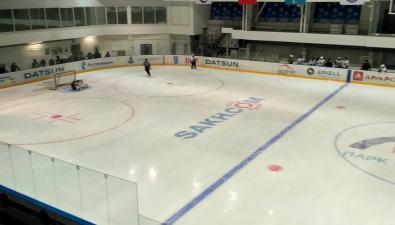 Первый фестиваль хоккея стартовал наСахалине