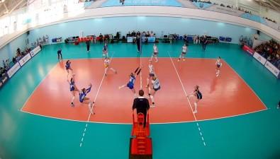 """Волейболистки ПСК""""Сахалин"""" одержали первую победу в2018 году"""